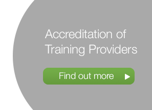 Accreditation of Training Providers